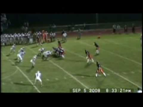 BGHS football - cornely