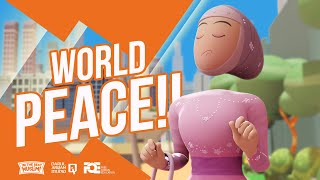 I'M THE BEST MUSLIM - Ep 06 - World Peace