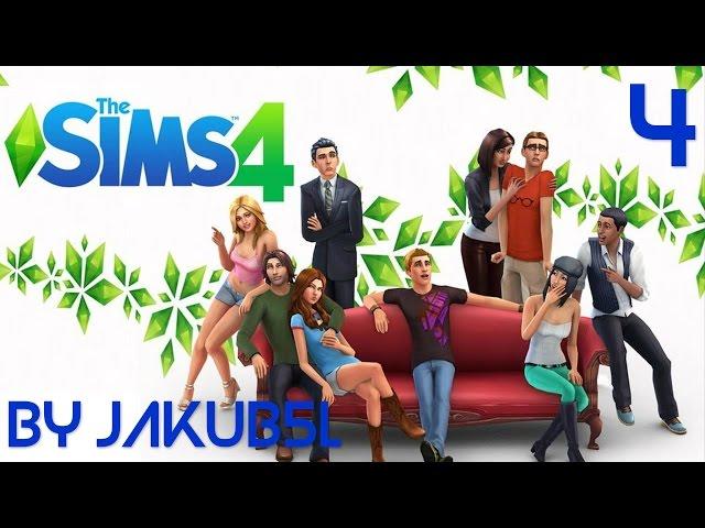 The Sims 4 - /4 - Pracovní kout -By jakub5l