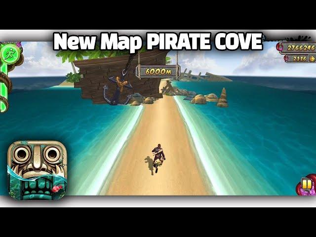 Temple Run 2 ?? New Map Pirate Cove ?? Fullscreen Gameplay