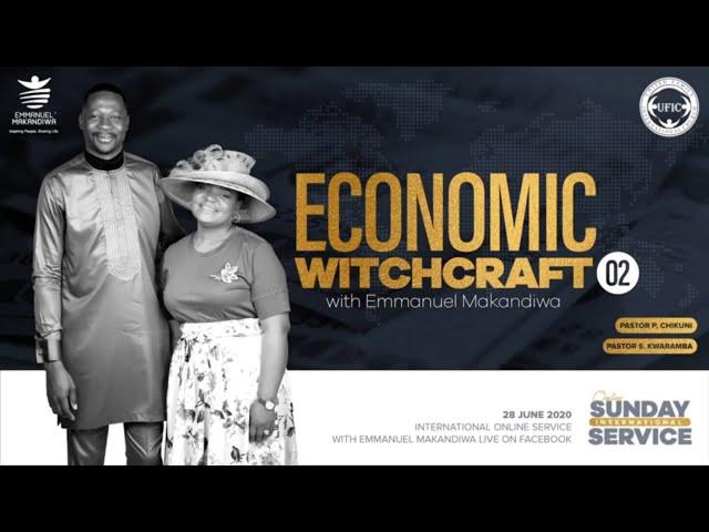 Emmanuel Makandiwa | Economic Witchcraft Part 2