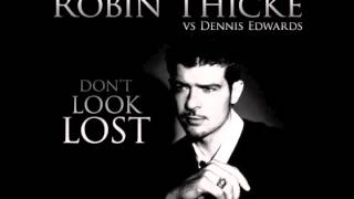 Robin Thicke vs Dennis Edwards - Don