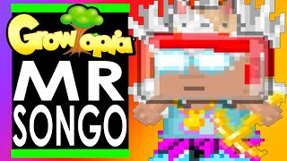 MR SONGO + PCATS in GROWTOPIA!