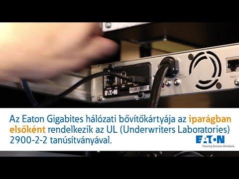 Eaton Gigabit hálózati bvítkártya