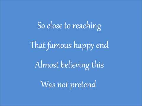So Close Karaoke / Instrumental Jon McLaughlin From Disney's Enchanted