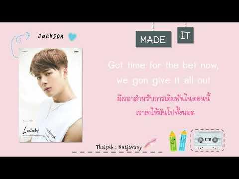 [THAISUB] GOT7 Jackson - Made It