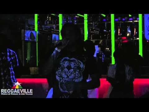Conkarah - Forever @One Mic in Kingston, Jamaica 11/30/2012