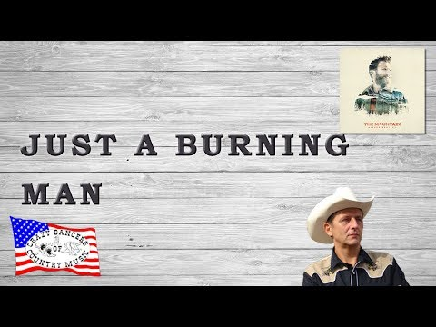 Just A Burning Man - Dan Albro (Instruction)