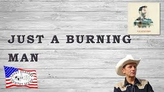 Just A Burning Man - Dan Albro (Instruction)