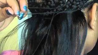 Basic Sew In: Start to Finish