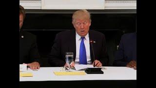 Trump to GOP: No Health Care Plan, No Vacation