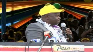 Pesa Mashinani Drive Launched