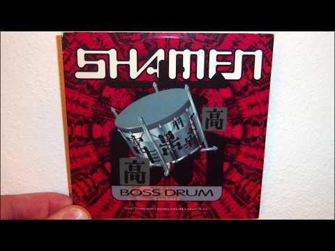 Shamen - Boss drum (1992 Justin Robertson lion rock mix)