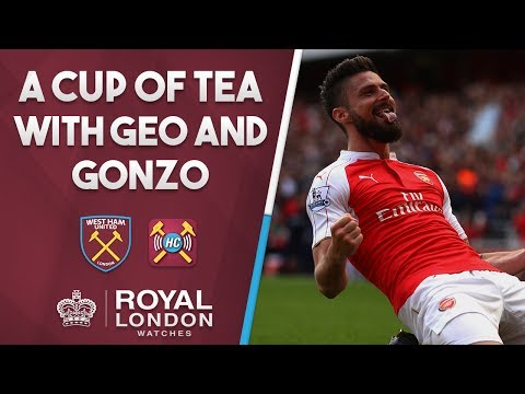 Cup of tea with Geo & Gonzo #19 | Giroud to join West Ham?