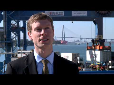 MBA Degree Leads to Career at South Carolina Ports Authority