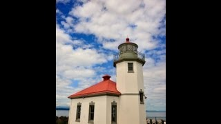Alki Point Lighthouse Celebrates 100 Years