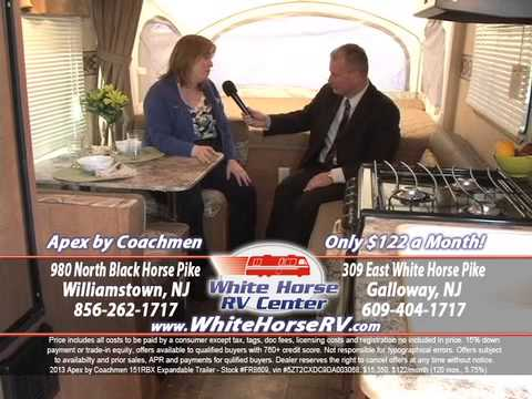 White Horse RV Center Williamstown and Galloway Township NJ