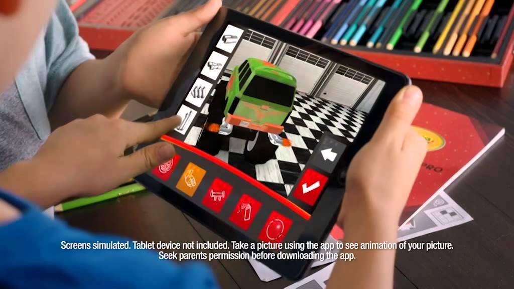 Crayola Virtual Design Pro Car Collection Youtube