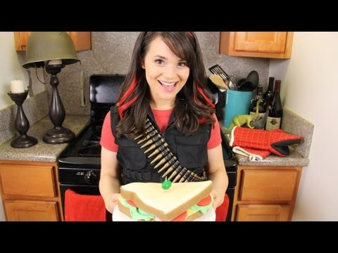 Get TEAM FORTRESS 2 CAKE - NERDY NUMMIES Pictures