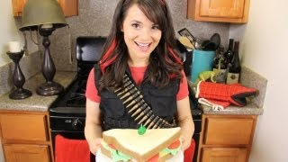 Team Fortress 2 Cake - Nerdy Nummies
