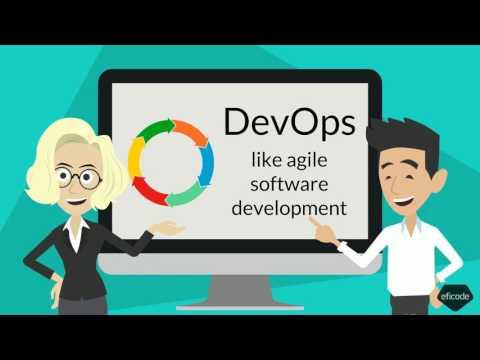 What is DevOps? Simple explainer video