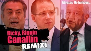 Video Ricky, Riquín, Canallin - Remix! 鯉 download MP3, 3GP, MP4, WEBM, AVI, FLV Oktober 2018