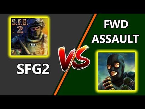 Special Forces Group 2 VS FWD ASSAULT (Comparison)