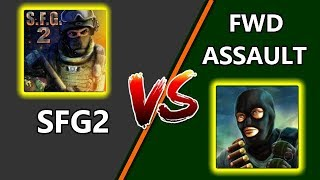 Special Forces Group 2 VS FWD ASSAULT Comparison Which One Is Best
