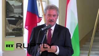 Czech Republic: 'We have to do it' - FM Asselborn on refugee quota
