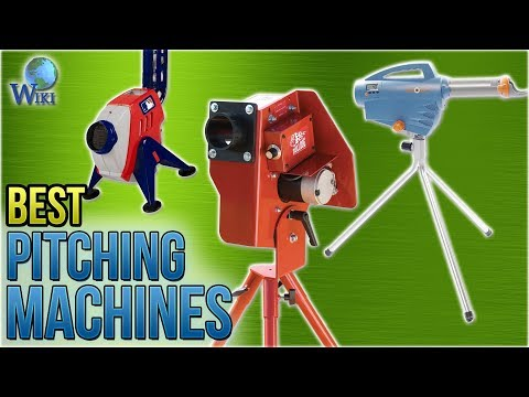 10 Best Pitching Machines 2018