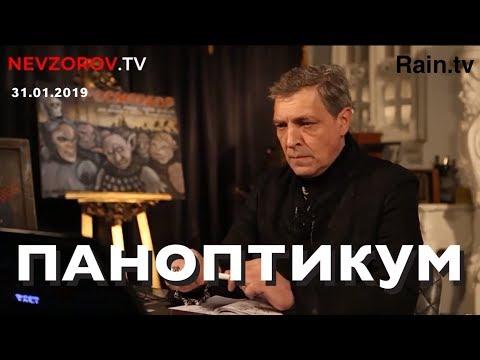 Невзоров. Паноптикум на Тв Дождь из студии Nevzorov.tv