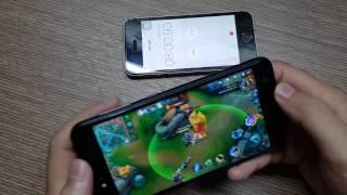 ASUS Zenfone Live ZB501KL: Đánh giá PIN và Hiệu năng chơi Game