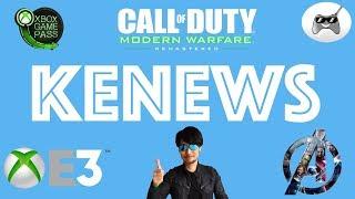 KENEWS #2 / 14 Exclusivos Xbox / Death Stranding / Game Pass PC / Avengers Square / Modern Warfare
