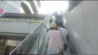 【押上駅からスカイツリーへの行き方】The way to SKYTREE thumbnail