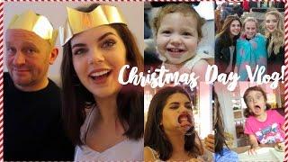 CHRISTMAS DAY VLOG / 2016 | Sophie Clough