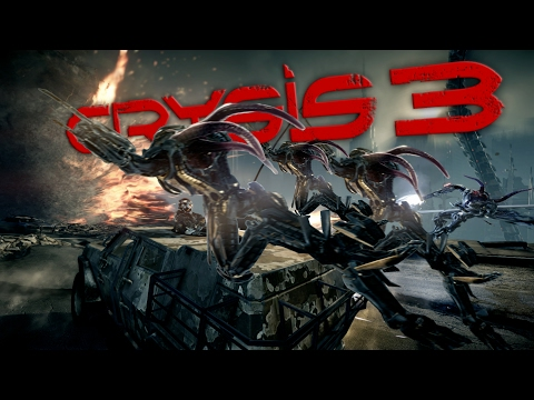Crysis 3 Gameplay | No commentary | Low Graphics | NVIDIA GeForce 920m |