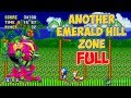 Another Emerald Hill Zone FULL Sonic Mania Mods Walkthrough mp3