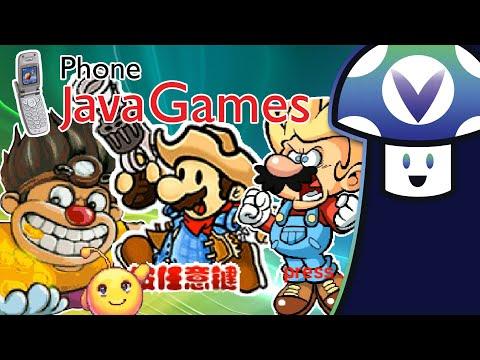 [Vinesauce] Vinny - Phone Java Games