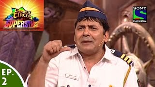 Comedy Circus Ke Superstars- Episode 2 - Champions vs Challengers Special