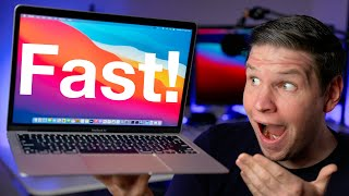 MacBook Air (M1, 2020) Is SHOCKINGLY Fast!