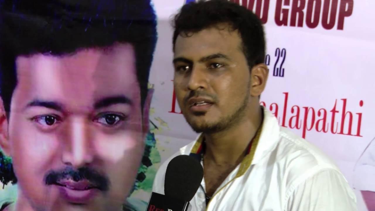 Actor Vijay's 42nd Birthday - Fans Celebration - Orphanage Management  Thanks Vijay Fans