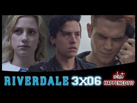 RIVERDALE 3x06 Recap: Archie's Big Decision, Scream Tribute & Betty Sent Where? 3x07 Promo