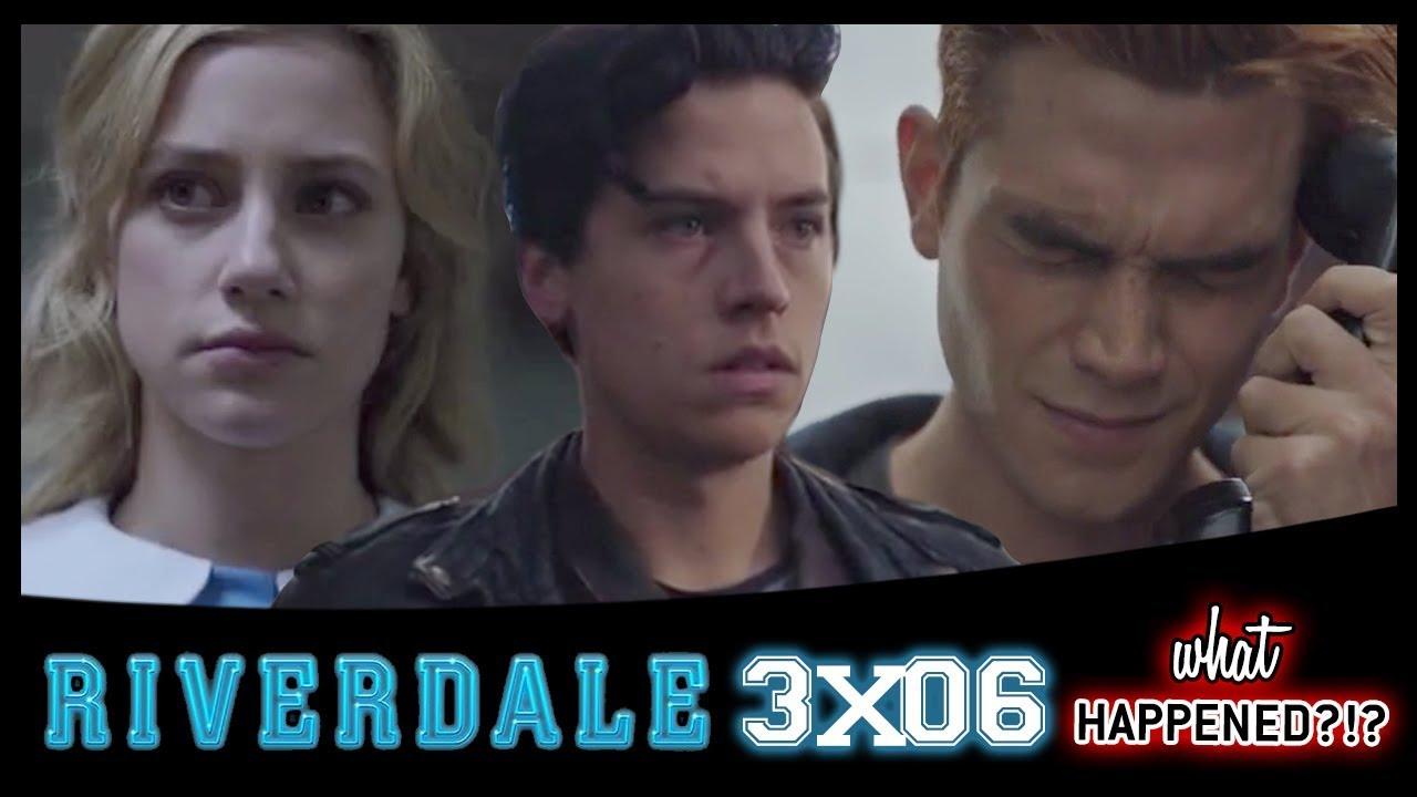 Download RIVERDALE 3x06 Recap: Archie's Big Decision, Scream Tribute & Betty Sent Where? 3x07 Promo