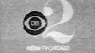 WBBM Channel 2 - Station ID Slide (Tiny Excerpt, 1971)