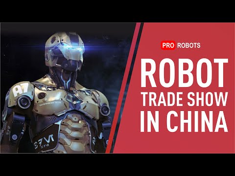 Robot Exhibition in Beijing | The Coolest Robots from China 2020 | CIFTIS 2020