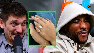 How Andrew Proposed to his Fiancée | Charlamagne Tha God and Andrew Schulz