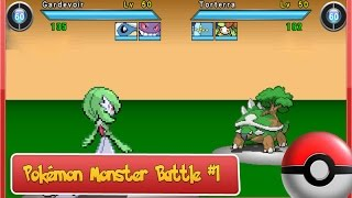Pokémon Monster Battle - Só Batalha !!