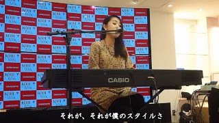 2016年2月21日 神戸・三宮の神戸ワイン三宮店内でのライブより 神戸ワ...