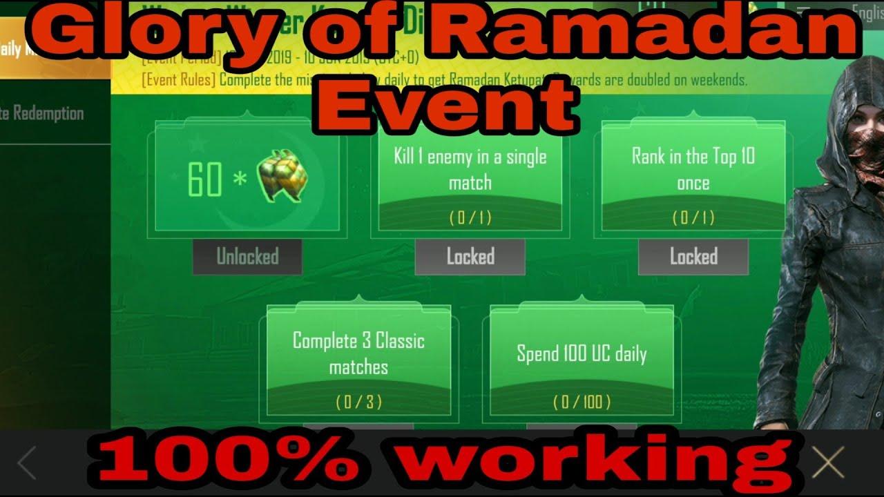event ramadan pubg mobile pubg ps plus