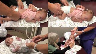 Should Babies See CHIROPRACTORS? 10 Week Baby Gets Adjusted!